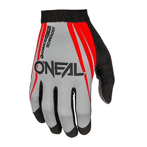 O 'Neal AMX Handschuhe Blocker, Fahrrad, Rot/Grau, L