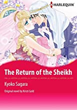 The Return of The Sheikh: Harlequin comics
