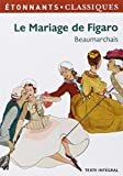 Le Mariage de Figaro (French Edition) by Beaumarchais (2016-05-02) - French and European Publications Inc - 02/05/2016