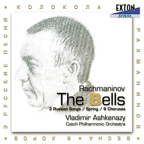 Vladimir Ashkenazy, Czech Philharmonic Orchestra & Prague Philharmonic Choir