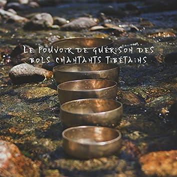 Le pouvoir de guérison des bols chantants tibétains: Tibétain se détendre, 5 Sens du yoga tibétain, La tranquillité de la constance tibétaine, Méditation apaisante en montagne