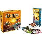Asmodee Dixit, 8000 & Dixit 3 Journey Gioco Da Tavolo Edizione Italiana, Colore, 8008