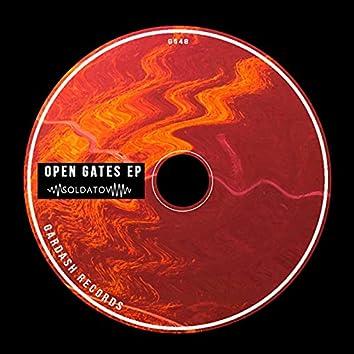 Open Gates EP