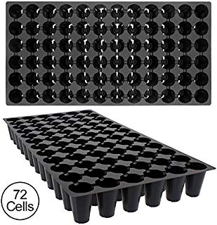 Economical Insert Propagation Trays (10, 72 Cell Sheet)