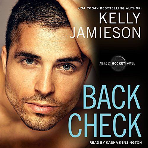 Back Check audiobook cover art