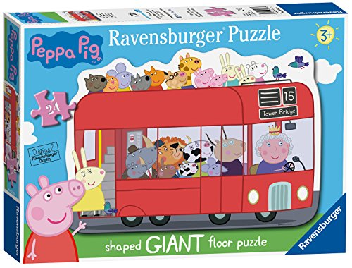 Ravensburger UK 5530 Peppa Pig London Bus