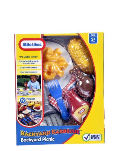 Little Tikes Backyard Barbecue Picnic Set