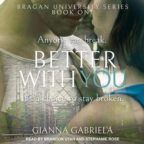 Better with You audiobook cover art