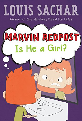 Marvin Redpost #3: Is He a Girl?の詳細を見る