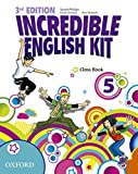 Incredible English Kit 5: Class Book 3rd Edition (Incredible English Kit Third Edition) - 9780194443715