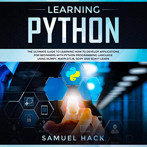 Learning Python cover art