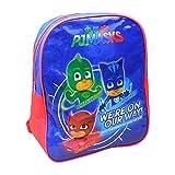 Zaino PJ Masks zainetto ufficiale con bretelle bambini scuola 3252