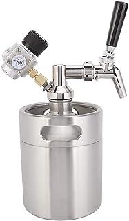Homebrew Kegerator Mini Rvs Automatische Biervat Speer Growler Koffie Vat Container Kegerator