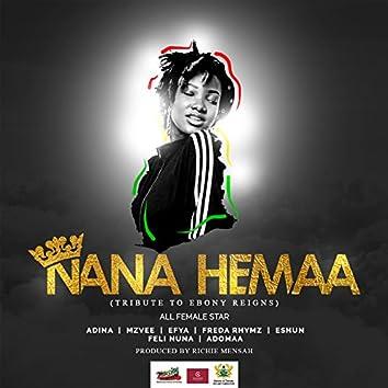 Nana Hemaa (feat. Adina, MzVee, Efya, Freda Rhymz, EShun, Feli Nuna & Adomaa)