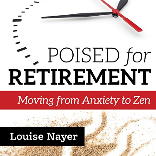 Poised for Retirement audiobook cover art