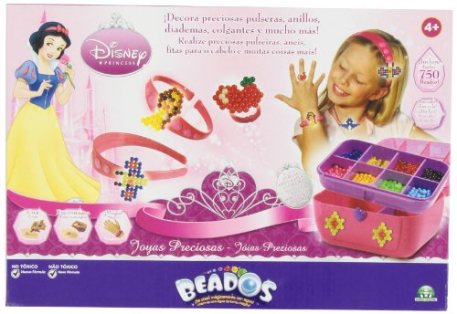 Giochi Preziosi Beados - Disney Princess, Joyas Preciosas 10228
