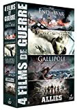 4 Films de Guerre : 1945-End of War + Starfighter + Gallipoli-La Bataille des...