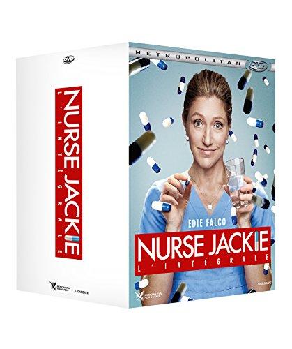 Coffret intégrale nurse jackie, saisons 1 à 7 [FR Import]