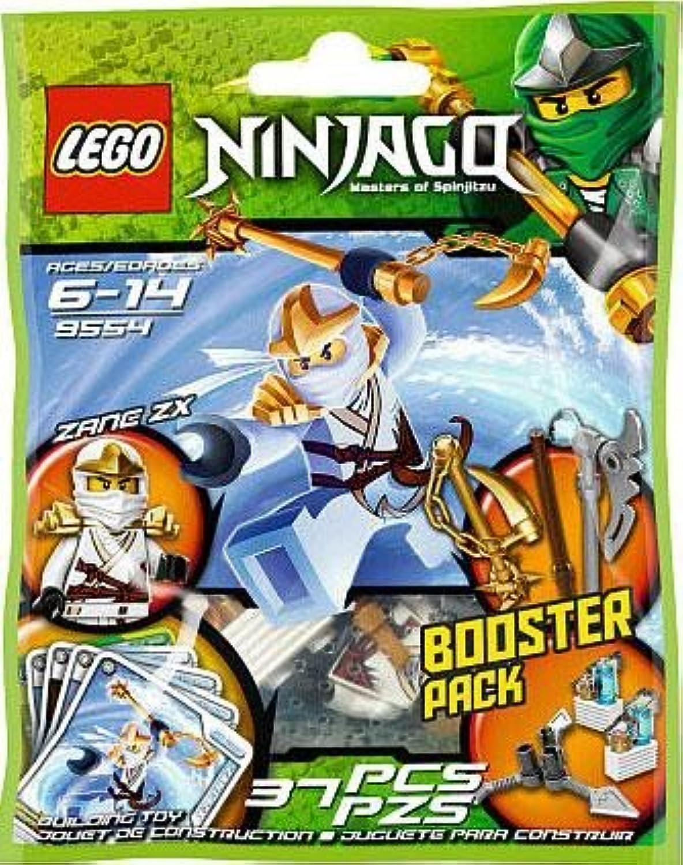Lego Ninjago Booster Pack 9554 Zane ZX