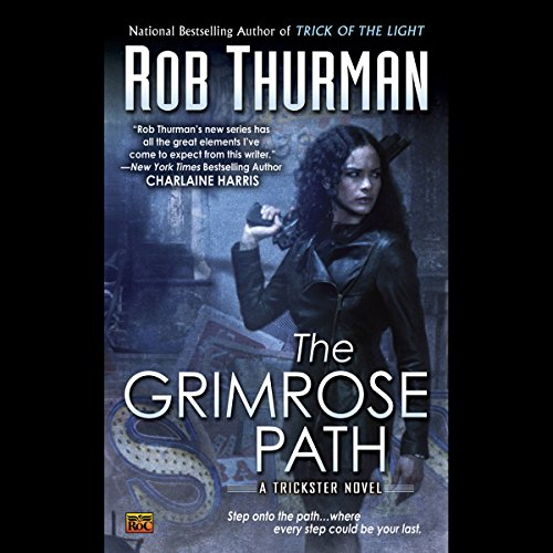 The Grimrose Path audiobook cover art