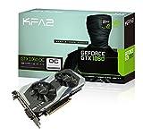 KFA2 60NRH7DSL9OK Carte Graphique Nvidia GeForce GTX 1060 OC, 6144 Mo GDDR5