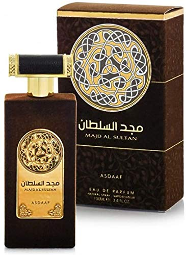 Majd Al Sultan My Perfumes - 100ml Green Lemon Juniper Patchouli Weißer Moschus Aroma