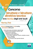 Concorso istruttore e istruttore direttivo tecnico. Area tecnica degli Enti locali. Teoria...