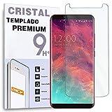 REY Protector de Pantalla para UMIDIGI S2 / S2 Pro / S2 Lite, Cristal Vidrio Templado Premium