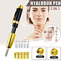 高圧ヒアルロン酸のペンは唇のヒアルロン銃の噴霧器を持ち上げるしわを取除きます,0.5ml