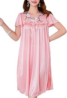 Amazon.es: Camisones para mujer - Tallas grandes / Camisones ...