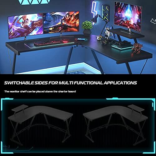Foxemart L Shaped Desk