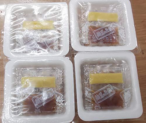 冷凍 一食用 納豆 ( タレ 辛子 付き ) 100個(個25g) 冷凍 業務用