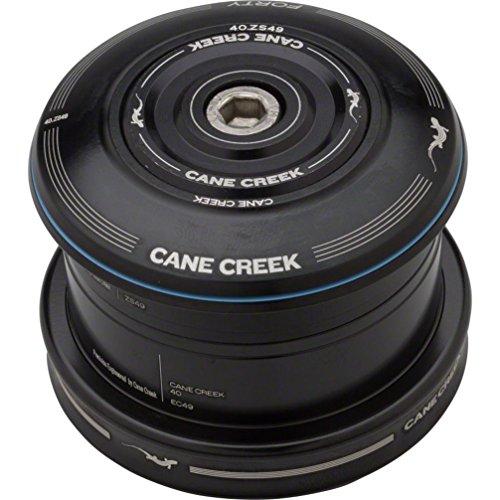 Cane Creek 40 Jeu de Direction Conique ZS49/28.6/H8 I EC49/40, Black