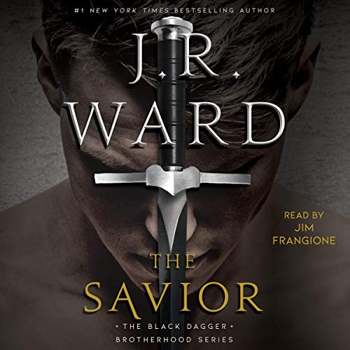 The Savior audiobook cover art