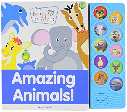 Baby Einstein: Amazing Animals! (Play-A-Sound)