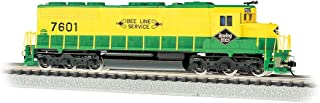 Bachmann Trains - EMD SD45 DCC Sound Value Equipped Locomotive - Reading #7601 - N Scale