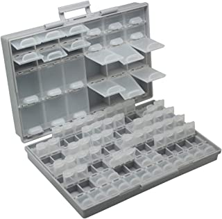 Capacitor SMD Storage SMT Resistor capacitors Assortment Box kit Lab Electronics Cases &amp Organizers Storage Box Plastic
