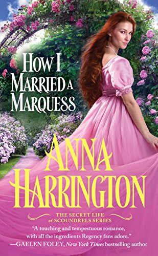 book cover of How I Married a Marquess