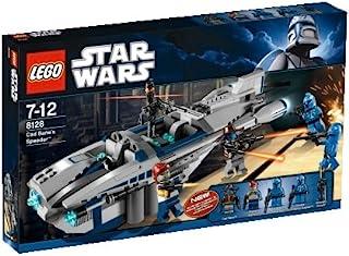 LEGO Star Wars Cad Bane`s Speeder 8128