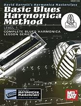Basic Blues Harmonica Method Level 1 (Harmonica Masterclass Complete Blues Harmonica Lesson)