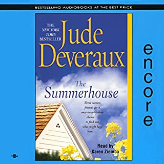The Summerhouse cover art
