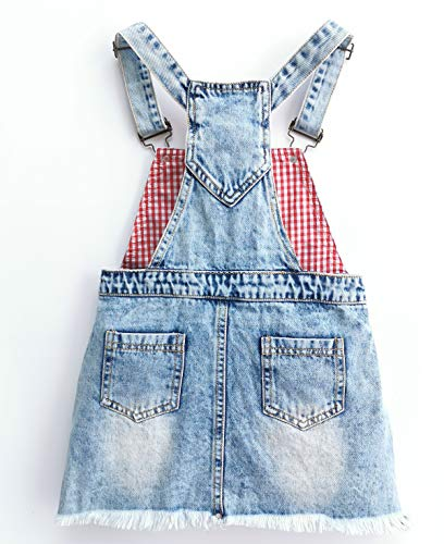 Kidscool Space Toddler Little Child Rippd Holes Elastic Waist Loose Jeans
