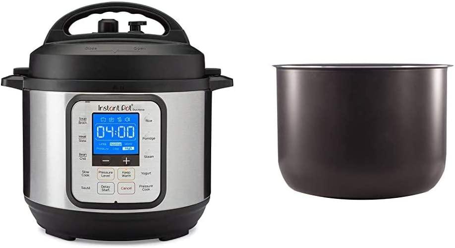 Instant Pot Duo Nova 7-in-1 Electric Cooker Spring new work one after another Pressure Sterilizer Popular shop is the lowest price challenge