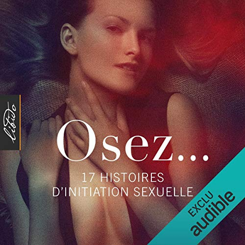 Osez... 17 histoires d'initiation sexuelle audiobook cover art