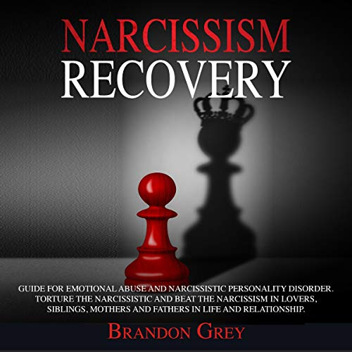Narcissism Recovery audiobook cover art