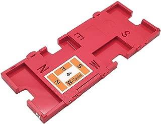 Jranter Bridge Cards Whole Set Rectangle Bridge Bidding Box for Professional Bridge Cards Tournment