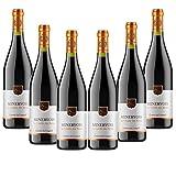 Maison Lorgeril La Combe des Bories AOP Minervois. Vin du Languedoc. Caisse de 6 bouteilles (6 x 75 cl)