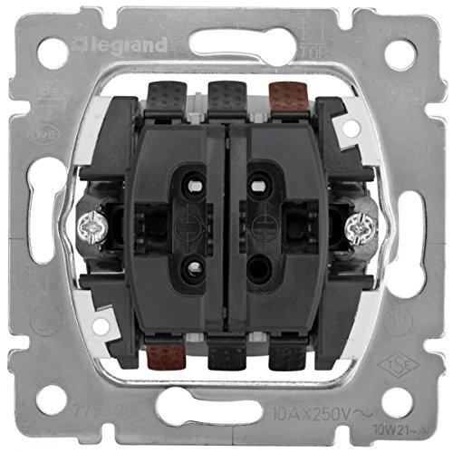 Legrand Galea Life interruptor de luz - Interruptores de luz (Botones, 762 g, 10 pieza(s))
