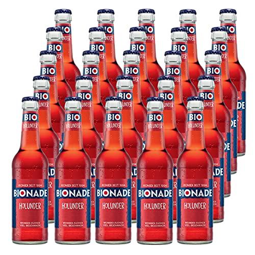Bionade Holunder 25 Flaschen je 0,33l