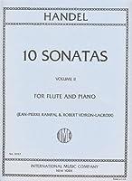 HAENDEL - Sonatas (10) Vol.2: nコ 6 a 10 para Flauta y Piano (Rampal/Lacroix)